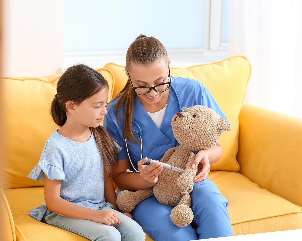 educare il bambino diabetico