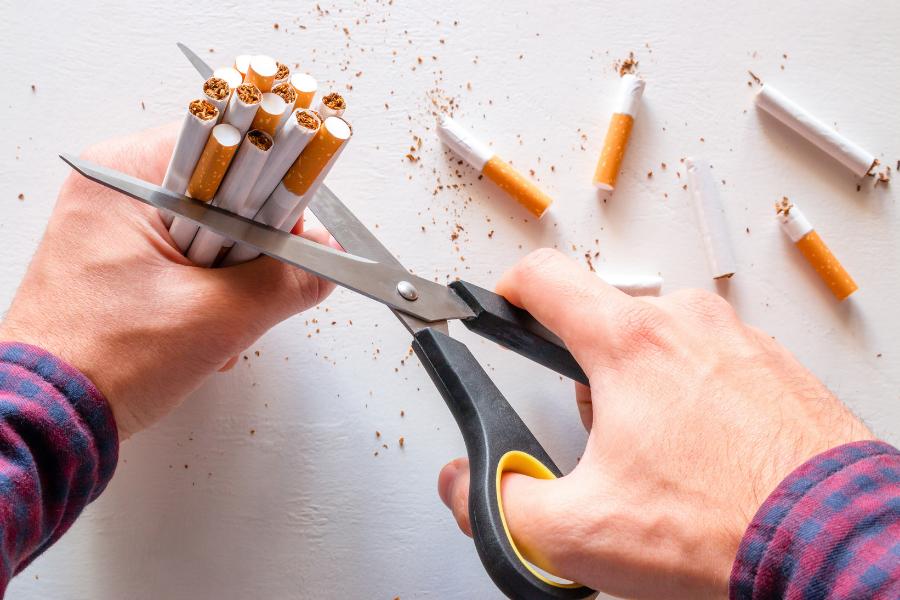 prevenzione ictus - smettere di fumare