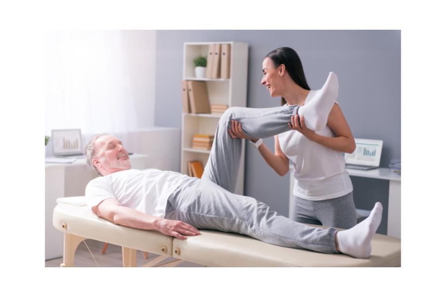 fisioterapia passiva